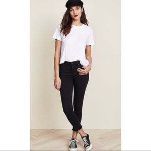 NWOT Citizens of Humanity Rocket High Rise Crop